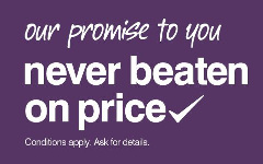 customer price promise